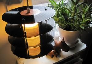 LP lampe