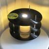 Vinyl record lamp