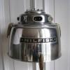 Lampe lavet af Nilfiskstøvsugerdele