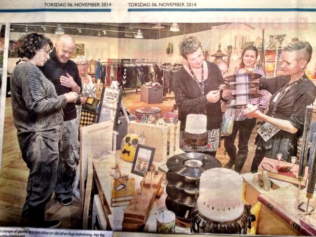 Presseomtale Dagbladet Ringsted