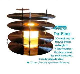 Omtale af LP lampen