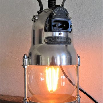 Unik bordlampe Nilfisk