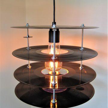 LP vinyl lampe