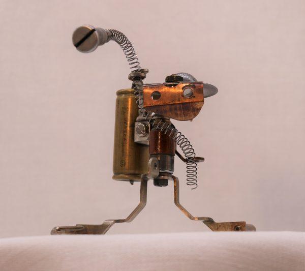 Metalfigur