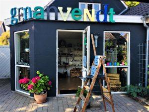 Butik Genanvendt i Lundeborg