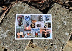 Postkort fra Genanvendt