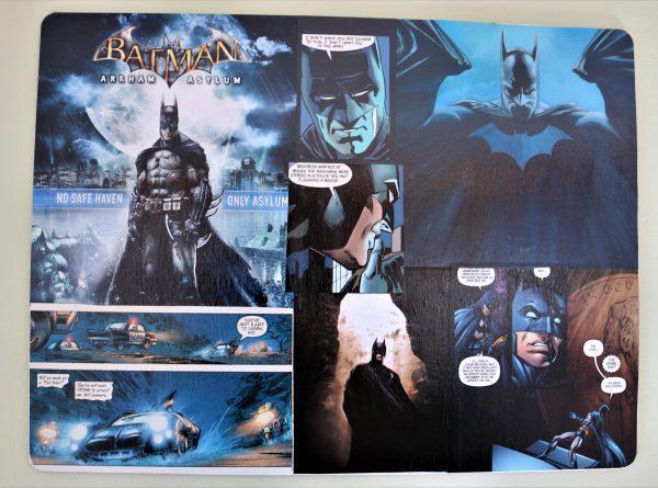 Dækkeserviet Batman