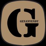 Genanvendt logo