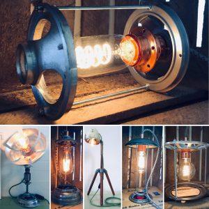 Unikke lamper