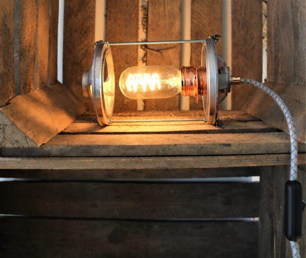 Unik bordlampe
