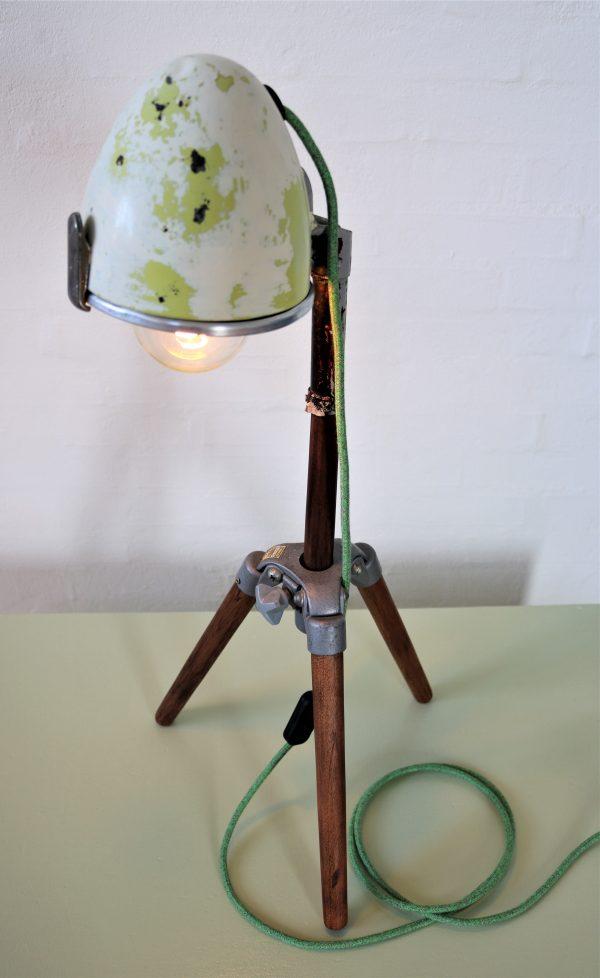 Upcycling 2CV lampe