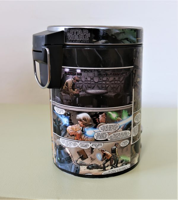 Pedal bin upcycling