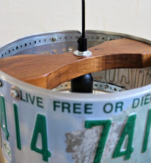 License plate lamp